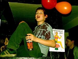 Drunk Kid 2