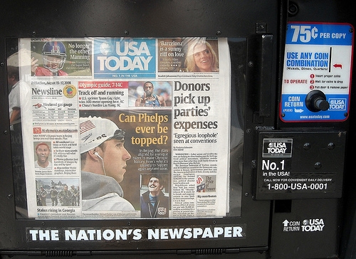 USA Today Newsstand