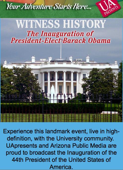UAPresents Inauguration