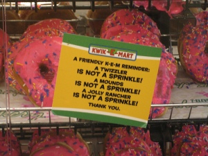 Donut Regulations