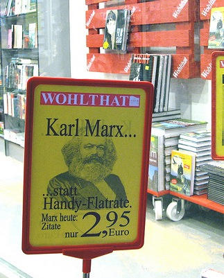 Marx for Sale