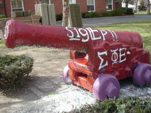 Cannon for Sig Ep
