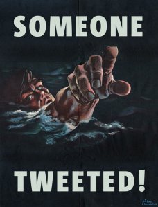 Someone Tweeted!