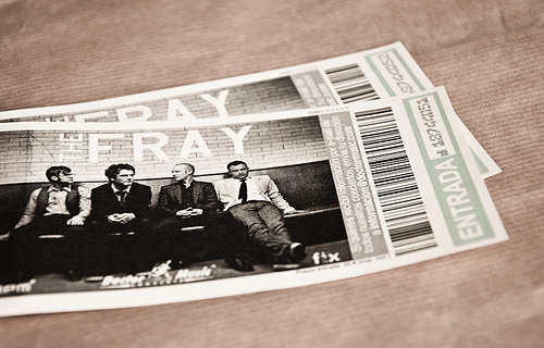 Fray Tickets