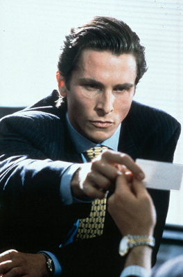 Patrick Bateman, Business Card